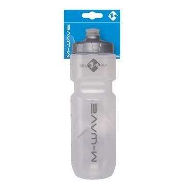 M-Wave Water Bottle Gray 750
