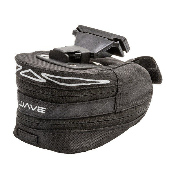 M-Wave Saddle Bag Black L