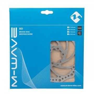 M-Wave Brake Disc 160mm 6H