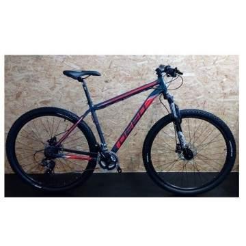 """Bicicleta 29"""" Deed Hoop Dark - Red 21v"""