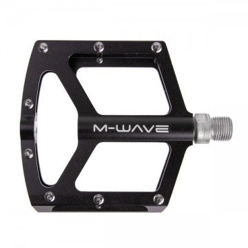 M-Wave Freedom Pedals Black