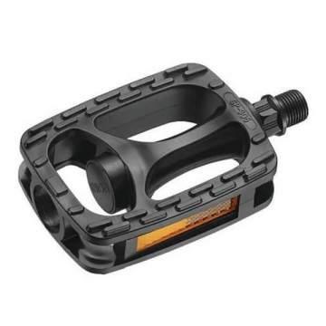 Union City Grip Pedal Black