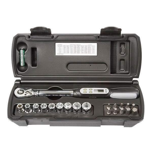 M-Wave Digital Torque Wrench 3-60 Nm