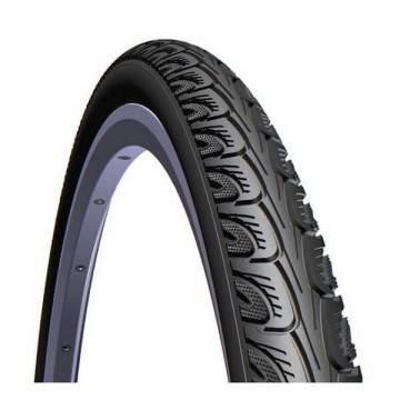 """Mitas Hook 26"""" * 1 1/2 Tire Black"""