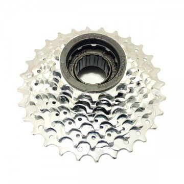 Monsoon Freewheel 8s 13-28T Silver