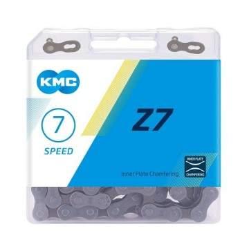 Cadena Kmc Z7 Gray 7v - 114L
