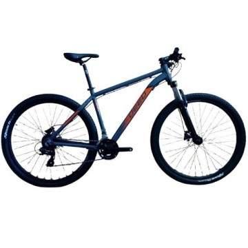 """Bicycle 29"""" Deed Hoop Gray 24v"""