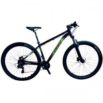 """Bicycle 29"""" Deed Hoop Black 24v - M"""