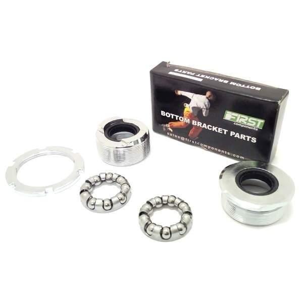 First Bottom Bracket Parts Silver