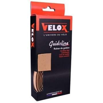 Velox Maxicork Handlebar Tape Brown