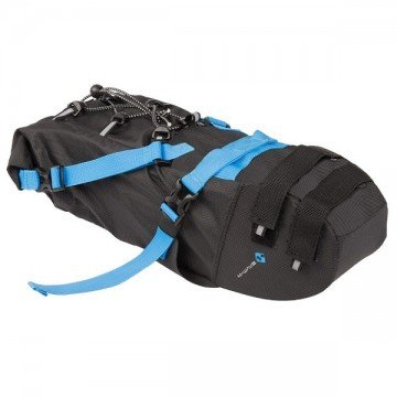 M-Wave Seat Pack 5L Bikepacking Black