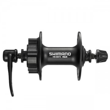 Shimano M475 Front Hub 36H DS 6H