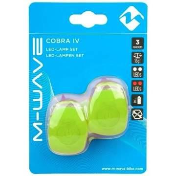 Leds M-Wave Cobra Verde