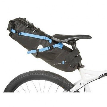 M-Wave Seat Pack 5L Bikepacking Black