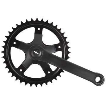 Kurven Chainwheel 6-7s Black 152mm