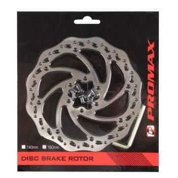 Promax Disc Brake Rotor 180mm 6H