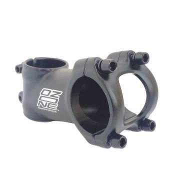 Ozone Bike Stem 75 * 31.8 Black 17°
