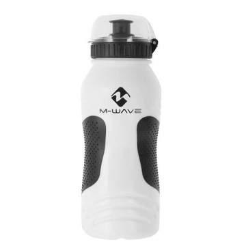 M-wave Bottle White Grip 600ml