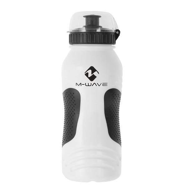 Botella M-Wave Blanco Grip 600ml