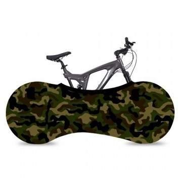 Velosock Camouflage Indoor Bike Cover
