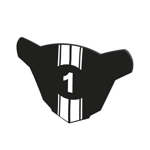 Ventura Handlebar Dorsal BMX Black